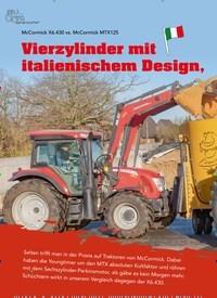 Titelbild der Ausgabe 2/2020 von McCormick X6.430 vs. McCormick MTX125. Zeitschriften als Abo oder epaper bei United Kiosk online kaufen.