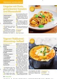 Titelbild der Ausgabe 5/2020 von TRENDIGE NUDELIDEEN. Zeitschriften als Abo oder epaper bei United Kiosk online kaufen.