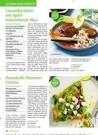 Titelbild der Ausgabe 1/2021 von LECKER VEGETARISCH. Zeitschriften als Abo oder epaper bei United Kiosk online kaufen.