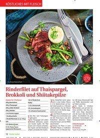 Titelbild der Ausgabe 1/2021 von KÖSTLICHES MIT FLEISCH. Zeitschriften als Abo oder epaper bei United Kiosk online kaufen.