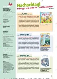 Titelbild der Ausgabe 76/2020 von Nachschlag!. Zeitschriften als Abo oder epaper bei United Kiosk online kaufen.