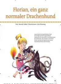 Titelbild der Ausgabe 78/2020 von Florian, ein ganz normaler Drachenhund. Zeitschriften als Abo oder epaper bei United Kiosk online kaufen.