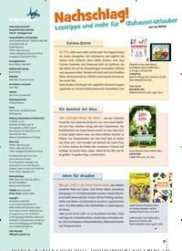 Titelbild der Ausgabe 78/2020 von Nachschlag!. Zeitschriften als Abo oder epaper bei United Kiosk online kaufen.