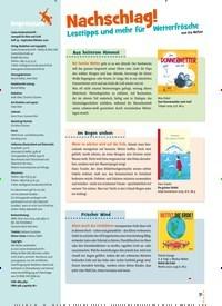 Titelbild der Ausgabe 79/2020 von Nachschlag!. Zeitschriften als Abo oder epaper bei United Kiosk online kaufen.