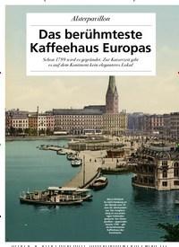 Titelbild der Ausgabe 2/2018 von Alsterpavillon: Das berühmteste Kaffeehaus Europas. Zeitschriften als Abo oder epaper bei United Kiosk online kaufen.