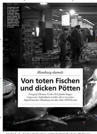 Titelbild der Ausgabe 2/2018 von Hamburg damals: Von toten Fischen und dicken Pötten. Zeitschriften als Abo oder epaper bei United Kiosk online kaufen.