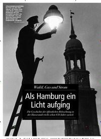 Titelbild der Ausgabe 1/2019 von Beleuchtung: Walöl, Gas und Strom: Als Hamburg ein Licht aufging. Zeitschriften als Abo oder epaper bei United Kiosk online kaufen.