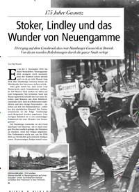 Titelbild der Ausgabe 1/2019 von Gasnetz: 175 Jahre Gasnetz: Stoker, Lindley und das Wunder von Neuengamme. Zeitschriften als Abo oder epaper bei United Kiosk online kaufen.