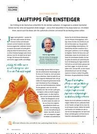 Titelbild der Ausgabe 2/2020 von EXPERTEN KOLUMNE: DER FITNESS-DOKTOR: LAUFTIPPS FÜR EINSTEIGER. Zeitschriften als Abo oder epaper bei United Kiosk online kaufen.