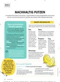 Titelbild der Ausgabe 2/2020 von SMART & NACHHALTIG: NACHHALTIG PUTZEN. Zeitschriften als Abo oder epaper bei United Kiosk online kaufen.