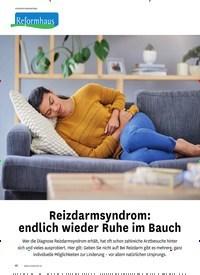 Titelbild der Ausgabe 2/2020 von KOOPERATIONSPARTNER: Reizdarmsyndrom: endlich wieder Ruhe im Bauch. Zeitschriften als Abo oder epaper bei United Kiosk online kaufen.