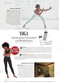Titelbild der Ausgabe 2/2019 von YOGA. Zeitschriften als Abo oder epaper bei United Kiosk online kaufen.