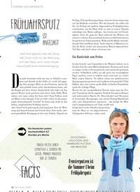 Titelbild der Ausgabe 2/2019 von FRÜHJAHRSPUTZ ist angesagt. Zeitschriften als Abo oder epaper bei United Kiosk online kaufen.
