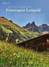 Titelbild der Ausgabe 4/2020 von ALLGÄU: Auf den Spuren von Prinzregent Luitpold. Zeitschriften als Abo oder epaper bei United Kiosk online kaufen.