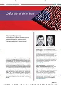 """Titelbild der Ausgabe 2/2021 von """"Dafür gibt es einen Plan"""". Zeitschriften als Abo oder epaper bei United Kiosk online kaufen."""