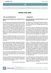 Titelbild der Ausgabe 5/2019 von wirtschaft+ recht: §§: NEUES AUS DEM…. Zeitschriften als Abo oder epaper bei United Kiosk online kaufen.