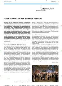 Titelbild der Ausgabe 1/2020 von kolumne: JETZT SCHON AUF DEN SOMMER FREUEN!. Zeitschriften als Abo oder epaper bei United Kiosk online kaufen.