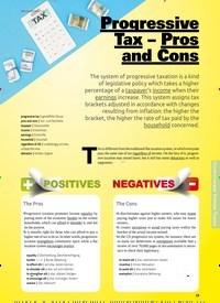 Titelbild der Ausgabe 4/2019 von Progressive Tax – Pros and Cons. Zeitschriften als Abo oder epaper bei United Kiosk online kaufen.