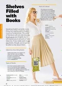 Titelbild der Ausgabe 5/2019 von Shelves Filled with Books. Zeitschriften als Abo oder epaper bei United Kiosk online kaufen.