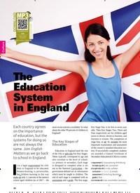Titelbild der Ausgabe 6/2019 von The Education System in England. Zeitschriften als Abo oder epaper bei United Kiosk online kaufen.