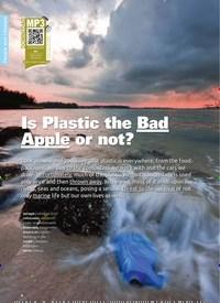 Titelbild der Ausgabe 1/2020 von Is Plastic the Bad Apple or not?. Zeitschriften als Abo oder epaper bei United Kiosk online kaufen.