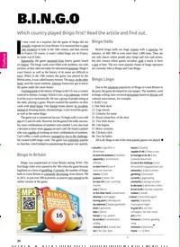 Titelbild der Ausgabe 1/2020 von B.I.N.G.O. Zeitschriften als Abo oder epaper bei United Kiosk online kaufen.