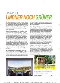 Titelbild der Ausgabe 5/2019 von UMWELT: LINDNER NOCH GRÜNER. Zeitschriften als Abo oder epaper bei United Kiosk online kaufen.