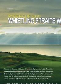 Titelbild der Ausgabe 1/2020 von RYDER CUP 2020: WHISTLING STRAITS WIRD EINE CHALLENGE. Zeitschriften als Abo oder epaper bei United Kiosk online kaufen.