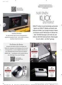 Titelbild der Ausgabe 4/2020 von FIDELITY - ONLINE: NUR EINEN KLICK ENTFERNT. Zeitschriften als Abo oder epaper bei United Kiosk online kaufen.