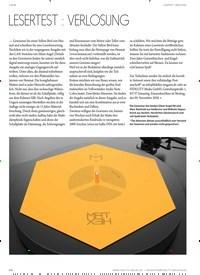 Titelbild der Ausgabe 6/2020 von FORUM: LESERTEST:: VERLOSUNG. Zeitschriften als Abo oder epaper bei United Kiosk online kaufen.