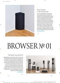 Titelbild der Ausgabe 6/2020 von FÜR SIE ENTDECKT: FIDELITY - BROWSER ? 01. Zeitschriften als Abo oder epaper bei United Kiosk online kaufen.