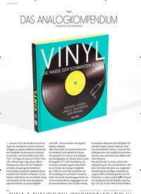 Titelbild der Ausgabe 2/2021 von FÜR SIE GELESEN: BUCHVORSTELLUNG: Vinyl: DAS ANALOGKOMPENDIUM. Zeitschriften als Abo oder epaper bei United Kiosk online kaufen.