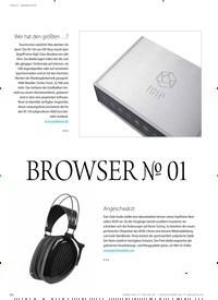 Titelbild der Ausgabe 2/2021 von FIDELITY: FÜR SIE ENTDECKT: BROWSER ? 01. Zeitschriften als Abo oder epaper bei United Kiosk online kaufen.