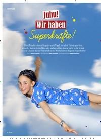 Titelbild der Ausgabe 3/2019 von FANTASIE: Juhu! Wir haben Superkräfte!. Zeitschriften als Abo oder epaper bei United Kiosk online kaufen.