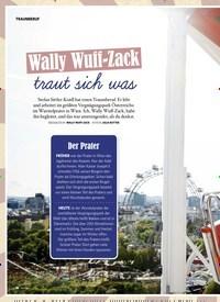 Titelbild der Ausgabe 4/2019 von TRAUMBERUF Wally Wuff-Zack traut sich was. Zeitschriften als Abo oder epaper bei United Kiosk online kaufen.