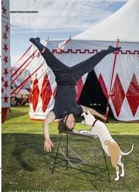 Titelbild der Ausgabe 3/2020 von Wally Wuff-Zack tritt im Zirkus auf. Zeitschriften als Abo oder epaper bei United Kiosk online kaufen.