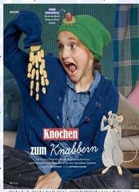 Titelbild der Ausgabe 4/2020 von BACKEN: Knochen zum Knabbern. Zeitschriften als Abo oder epaper bei United Kiosk online kaufen.