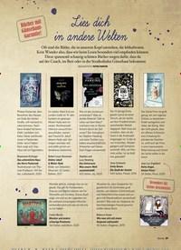 Titelbild der Ausgabe 4/2020 von Lies dich in andere Welten. Zeitschriften als Abo oder epaper bei United Kiosk online kaufen.