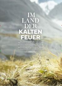 Titelbild der Ausgabe 3/2018 von VÖLKERKUNDE: IM LAND DER KALTEN FEUER. Zeitschriften als Abo oder epaper bei United Kiosk online kaufen.