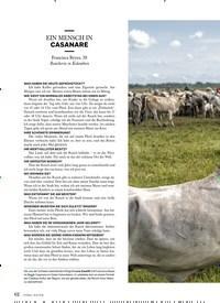 Titelbild der Ausgabe 3/2018 von EIN MENSCH IN CASANARE. Zeitschriften als Abo oder epaper bei United Kiosk online kaufen.