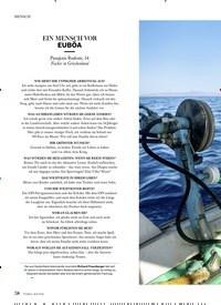 Titelbild der Ausgabe 4/2018 von EIN MENSCH VOR EUBÖA. Zeitschriften als Abo oder epaper bei United Kiosk online kaufen.