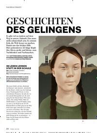 Titelbild der Ausgabe 2/2019 von NACHHALTIGKEIT: GESCHICHTEN DES GELINGENS. Zeitschriften als Abo oder epaper bei United Kiosk online kaufen.
