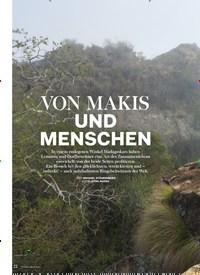Titelbild der Ausgabe 3/2019 von LEBENSRAUM: VON MAKIS UND MENSCHEN. Zeitschriften als Abo oder epaper bei United Kiosk online kaufen.