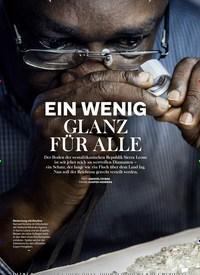 Titelbild der Ausgabe 4/2019 von LEBENSRAUM: EIN WENIG GLANZ FÜR ALLE. Zeitschriften als Abo oder epaper bei United Kiosk online kaufen.
