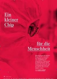 Titelbild der Ausgabe 4/2019 von BIOTECHNOLOGIE: Ein kleiner Chip für die Menschheit. Zeitschriften als Abo oder epaper bei United Kiosk online kaufen.
