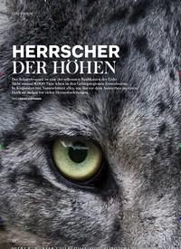Titelbild der Ausgabe 1/2020 von LEBENSRAUM: HERRSCHER DER HÖHEN. Zeitschriften als Abo oder epaper bei United Kiosk online kaufen.