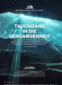 Titelbild der Ausgabe 1/2020 von REISE: DIE WELT DURCH MEINE AUGEN: TAUCHGANG IN DIE VERGANGENHEIT. Zeitschriften als Abo oder epaper bei United Kiosk online kaufen.