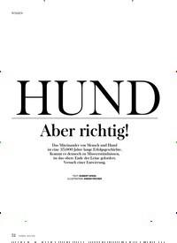 Titelbild der Ausgabe 2/2020 von HUND: Aber richtig!. Zeitschriften als Abo oder epaper bei United Kiosk online kaufen.