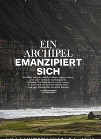 Titelbild der Ausgabe 2/2020 von ALTERNATIVENERGIE: EIN ARCHIPEL EMANZIPIERT SICH. Zeitschriften als Abo oder epaper bei United Kiosk online kaufen.