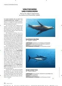 Titelbild der Ausgabe 5/2020 von VON FISCHERN UND FORSCHERN. Zeitschriften als Abo oder epaper bei United Kiosk online kaufen.